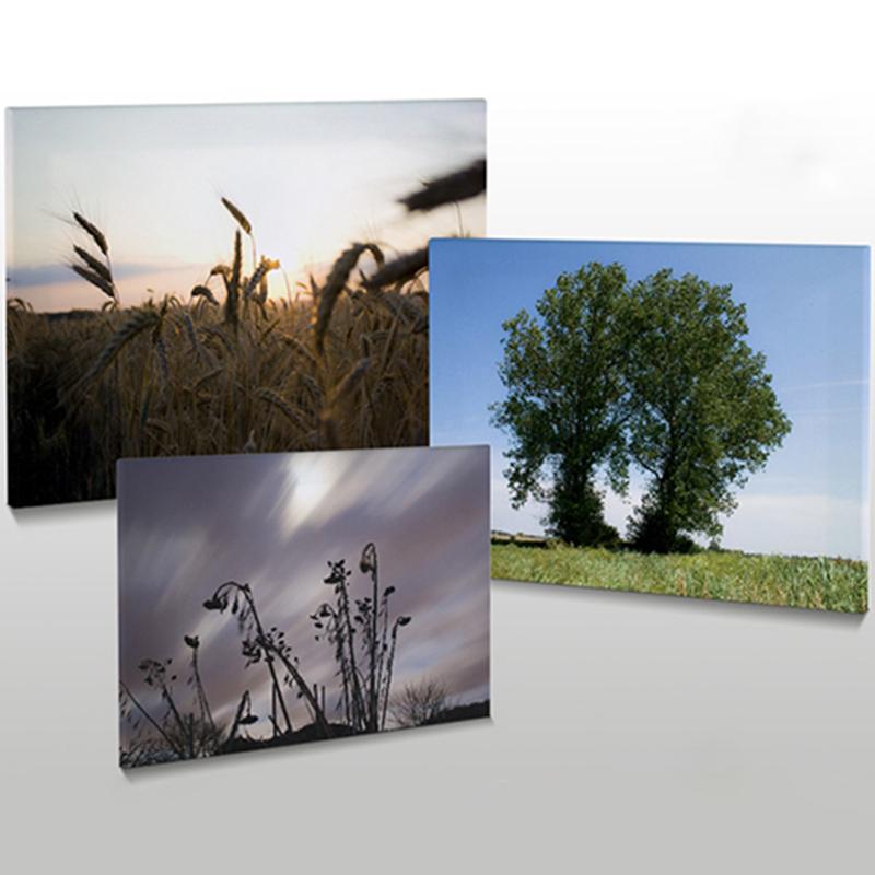 Fotografie und Leinwandgestaltung